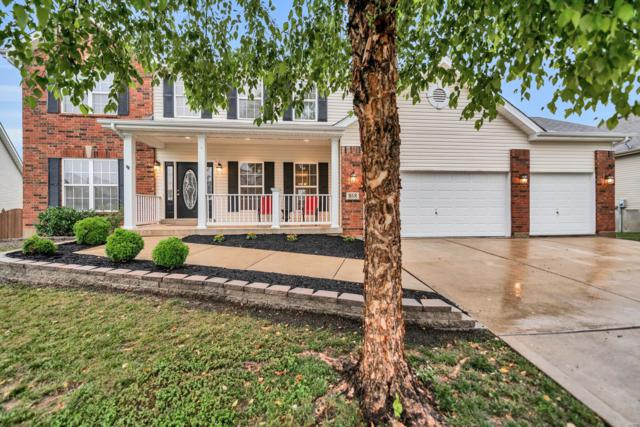 868 Dylan Drive, Wentzville, MO 63385 (#19042791) :: Holden Realty Group - RE/MAX Preferred