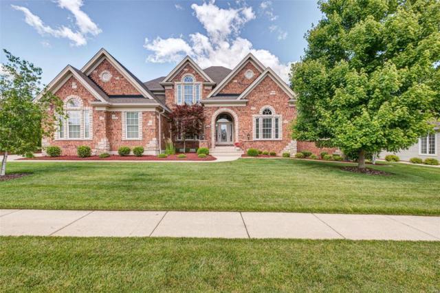 2305 Longest Drive, Wentzville, MO 63385 (#19042841) :: Kelly Hager Group   TdD Premier Real Estate