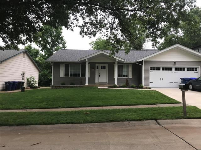 1381 Nykiel Court, Ballwin, MO 63011 (#19042851) :: The Kathy Helbig Group