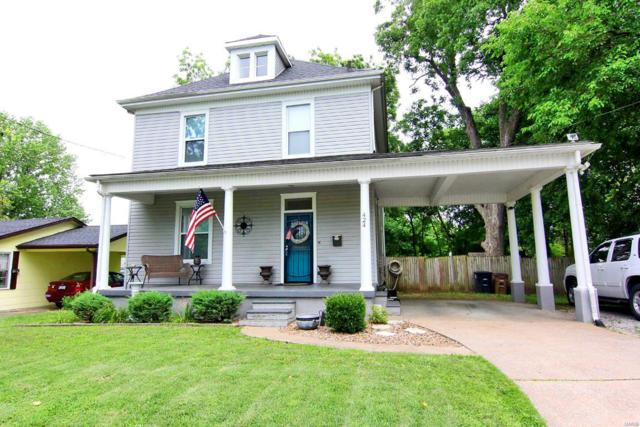 424 Pearl Street, Cape Girardeau, MO 63701 (#19043503) :: Clarity Street Realty