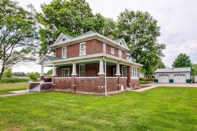 418 E Hall Street, Marissa, IL 62257 (#19043699) :: Clarity Street Realty