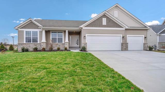 213 Wyndemere Lane, Lake St Louis, MO 63367 (#19043788) :: Clarity Street Realty