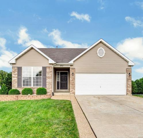 547 Fortress Court, Saint Charles, MO 63303 (#19043814) :: Clarity Street Realty