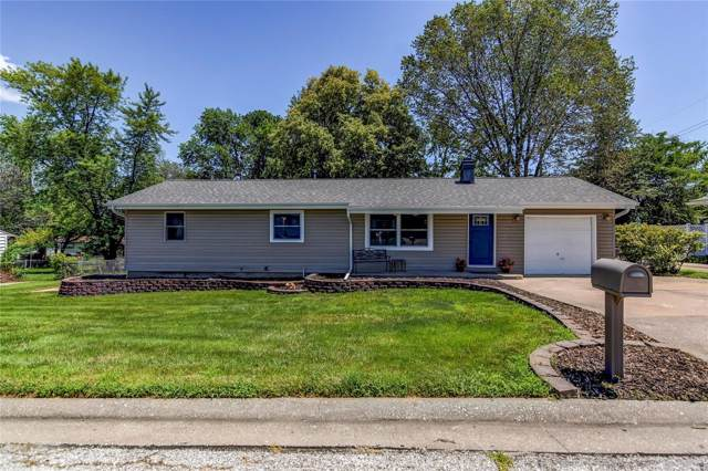 712 Highland Dr, O'Fallon, MO 63366 (#19043847) :: Barrett Realty Group