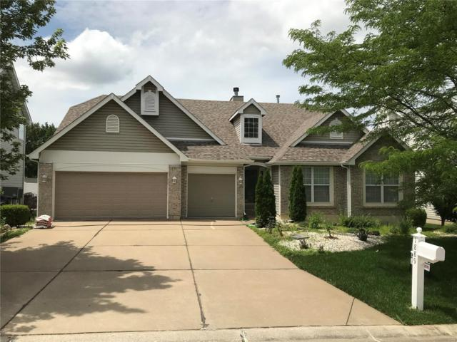 1889 Williamstown, Saint Peters, MO 63376 (#19044644) :: Kelly Hager Group | TdD Premier Real Estate