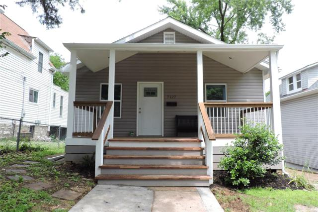 7127 Saint James, St Louis, MO 63143 (#19044695) :: Clarity Street Realty