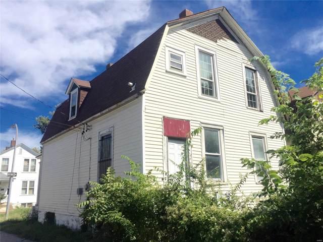 4964 Margaretta Avenue, St Louis, MO 63115 (#19044807) :: Peter Lu Team