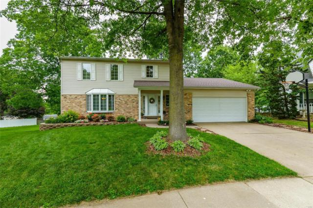 1008 Pinecone Trail, Florissant, MO 63031 (#19045620) :: Holden Realty Group - RE/MAX Preferred