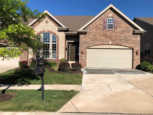 123 Kendall Bluff Court, Chesterfield, MO 63017 (#19045828) :: Hartmann Realtors Inc.