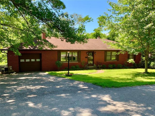 114 Carson Drive, Belleville, IL 62223 (#19046375) :: Clarity Street Realty