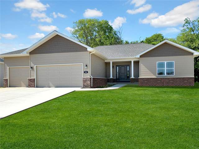 1204 Bayley Drive, O'Fallon, IL 62269 (#19046433) :: Kelly Hager Group | TdD Premier Real Estate
