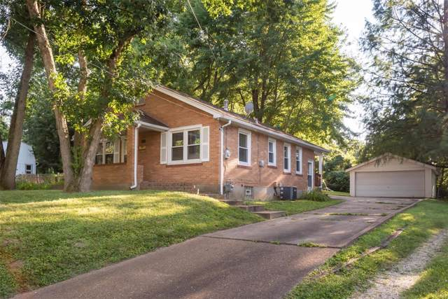 111 Spring Avenue, St Louis, MO 63135 (#19046839) :: RE/MAX Professional Realty