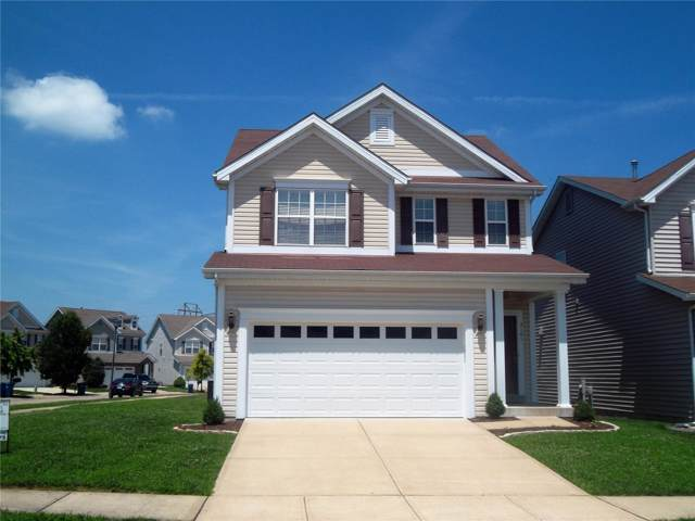 3101 Timberlodge Landing, Saint Charles, MO 63301 (#19046923) :: Holden Realty Group - RE/MAX Preferred