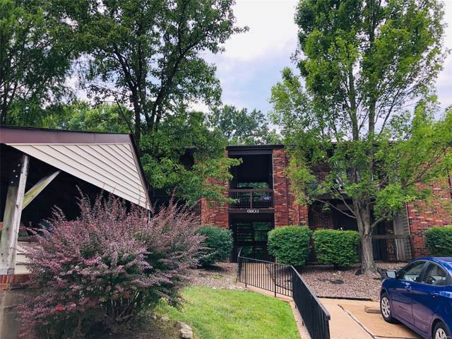 6803 Cottage Grove Lane B, St Louis, MO 63129 (#19048753) :: Holden Realty Group - RE/MAX Preferred