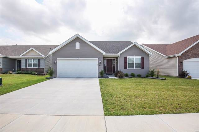 3444 Charlestowne Crossing Drive, Saint Charles, MO 63301 (#19048772) :: The Becky O'Neill Power Home Selling Team