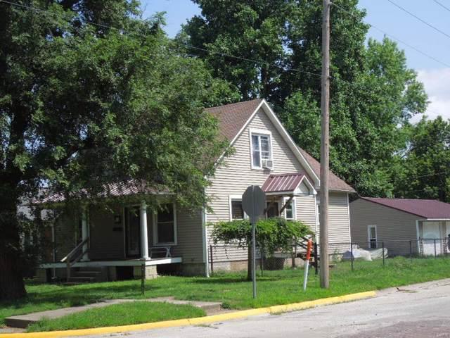 121 S. Cedar, NOKOMIS, IL 62075 (#19049511) :: Clarity Street Realty