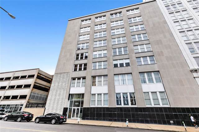 1511 Locust Street #107, St Louis, MO 63103 (#19049738) :: Holden Realty Group - RE/MAX Preferred