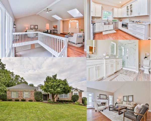 1340 Chesterfield Estates Drive, Chesterfield, MO 63005 (#19050134) :: The Kathy Helbig Group