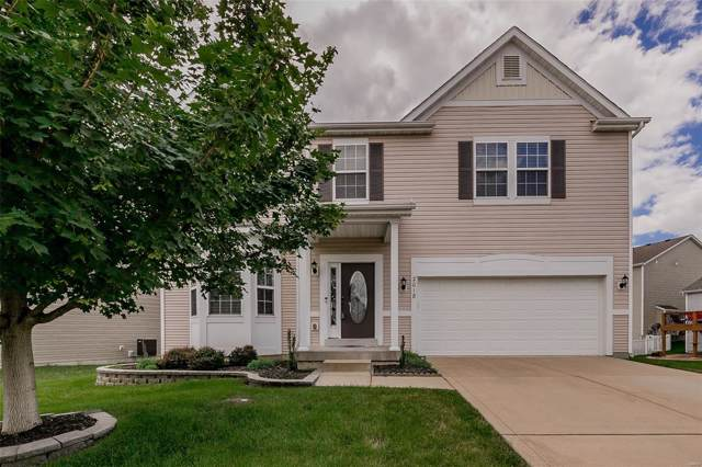 2018 Preston Woods Pkwy, Lake St Louis, MO 63367 (#19050150) :: The Kathy Helbig Group