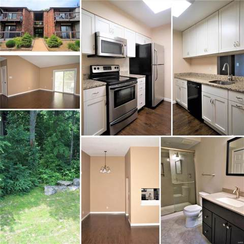 6815 Cottage Grove Lane J, St Louis, MO 63129 (#19050503) :: Holden Realty Group - RE/MAX Preferred