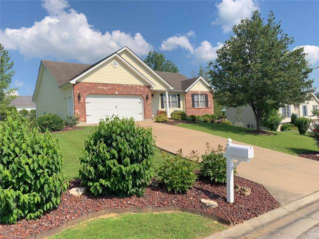 621 Lindsey Drive, Union, MO 63084 (#19050733) :: The Becky O'Neill Power Home Selling Team