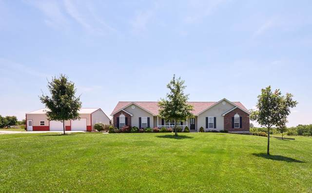 956 Barrett Road, Elsberry, MO 63343 (#19050823) :: The Kathy Helbig Group