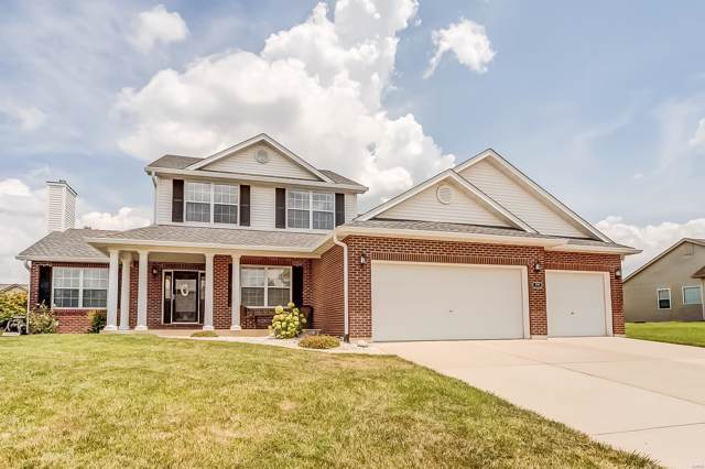 4546 Barleyridge Drive, Smithton, IL 62285 (#19050968) :: The Becky O'Neill Power Home Selling Team