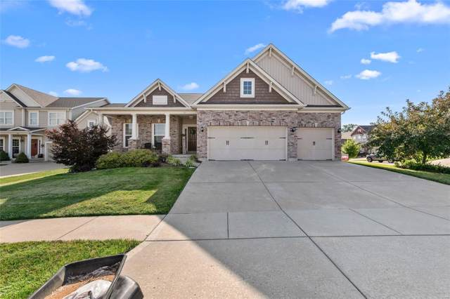 31 Countryshire Court, Lake St Louis, MO 63367 (#19051089) :: The Kathy Helbig Group