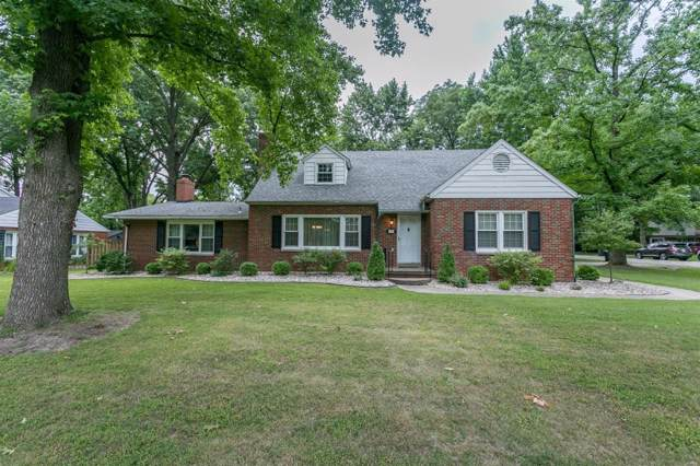 306 N Madison Street, TRENTON, IL 62293 (#19052359) :: The Becky O'Neill Power Home Selling Team