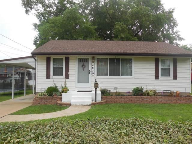 3629 Calvert Avenue, St Louis, MO 63114 (#19052383) :: Peter Lu Team
