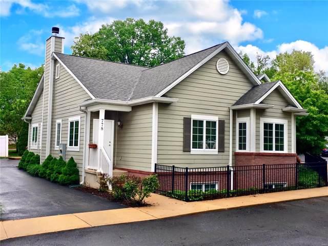 778 Windberry Court #2, St Louis, MO 63122 (#19052883) :: Hartmann Realtors Inc.