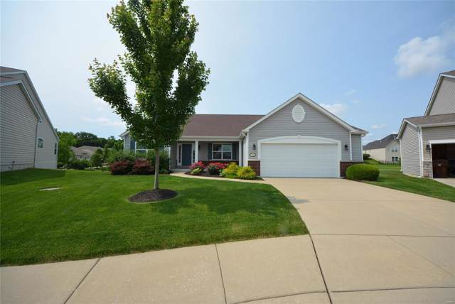1100 Meadow Oaks Court, Saint Peters, MO 63376 (#19053210) :: The Becky O'Neill Power Home Selling Team