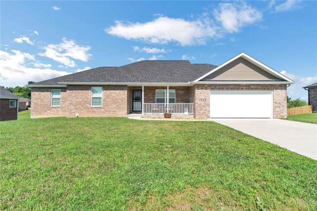 2645 Watson Drive, Jackson, MO 63755 (#19053366) :: The Becky O'Neill Power Home Selling Team