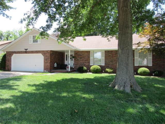 3108 Doral Drive, Godfrey, IL 62035 (#19053484) :: St. Louis Finest Homes Realty Group