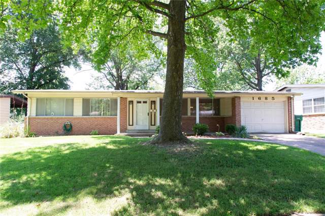 1685 Bay Meadows, Florissant, MO 63033 (#19053498) :: The Kathy Helbig Group