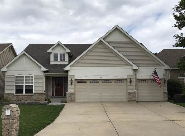 195 Berry Manor, Saint Peters, MO 63376 (#19053510) :: The Becky O'Neill Power Home Selling Team