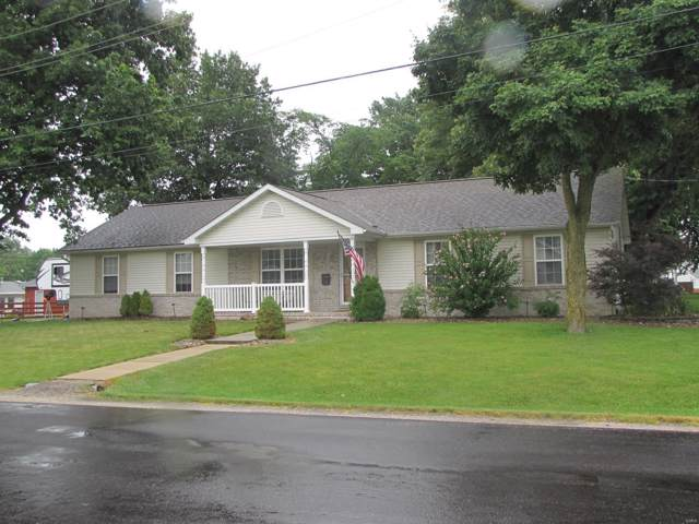 10 N Monroe Street, TRENTON, IL 62293 (#19053574) :: Fusion Realty, LLC