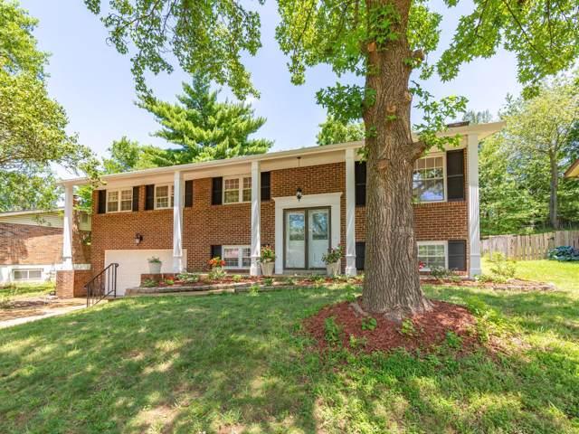 4564 Blairmoor Terrace, Mehlville, MO 63129 (#19053711) :: The Becky O'Neill Power Home Selling Team