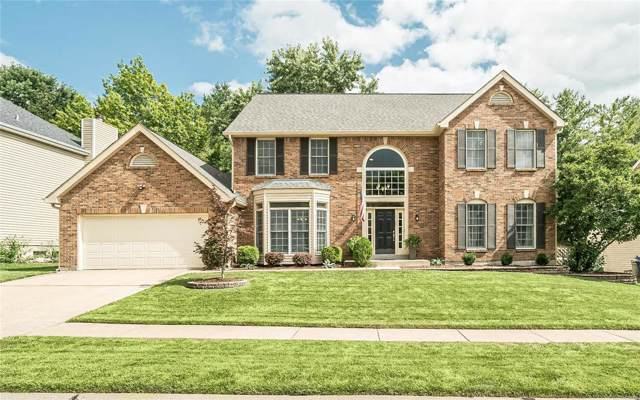 1678 Timber Hollow Drive, Wildwood, MO 63011 (#19053814) :: Kelly Hager Group | TdD Premier Real Estate
