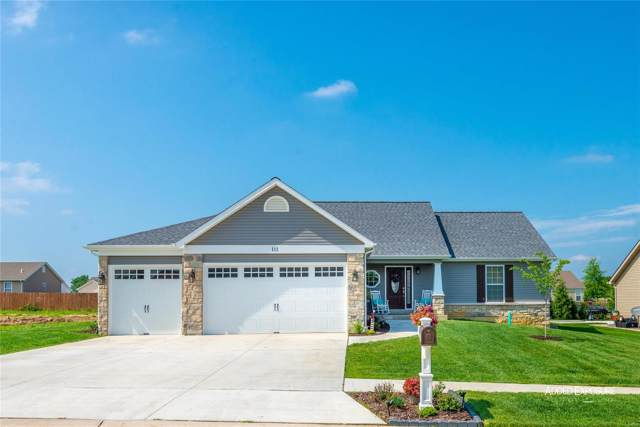 111 Quail Creek Dr, Wright City, MO 63390 (#19053902) :: Peter Lu Team