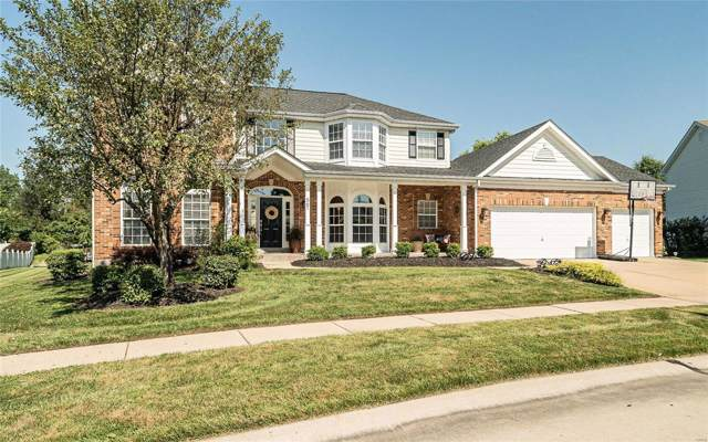 561 Crown Pointe Estates Court, Wildwood, MO 63021 (#19053945) :: The Becky O'Neill Power Home Selling Team