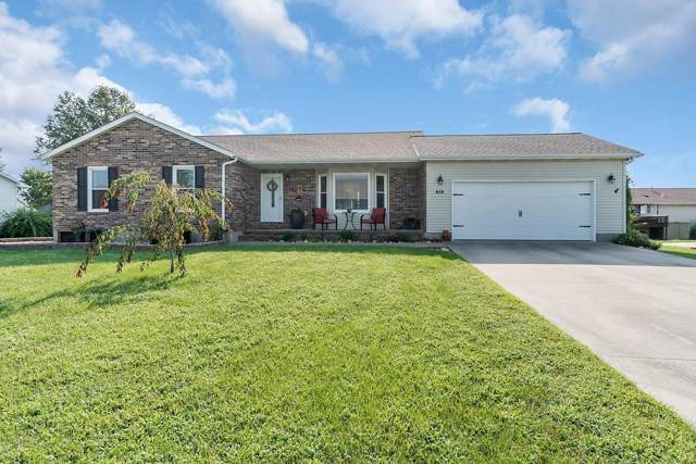 818 N West Lane, Jackson, MO 63755 (#19054308) :: The Kathy Helbig Group