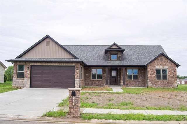 400 Silverthorne, Freeburg, IL 62243 (#19054331) :: Matt Smith Real Estate Group