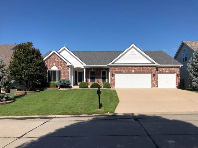 3 Sage Meadows Court, O'Fallon, MO 63366 (#19054335) :: The Becky O'Neill Power Home Selling Team