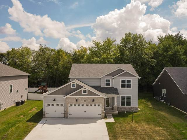 7074 Augusta Drive, Glen Carbon, IL 62034 (#19054673) :: The Becky O'Neill Power Home Selling Team