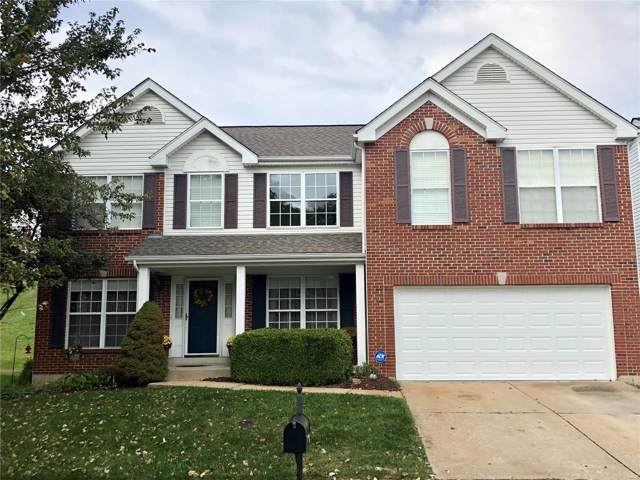 417 Coventry Trail, Maryland Heights, MO 63043 (#19056556) :: The Becky O'Neill Power Home Selling Team