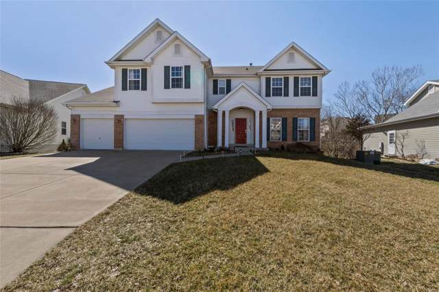 1150 Manor Cove Drive, Saint Charles, MO 63304 (#19056682) :: The Becky O'Neill Power Home Selling Team