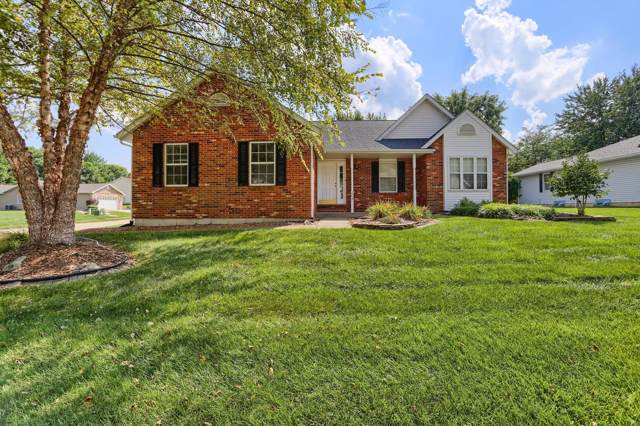 208 Belden Drive, Edwardsville, IL 62025 (#19056846) :: The Becky O'Neill Power Home Selling Team