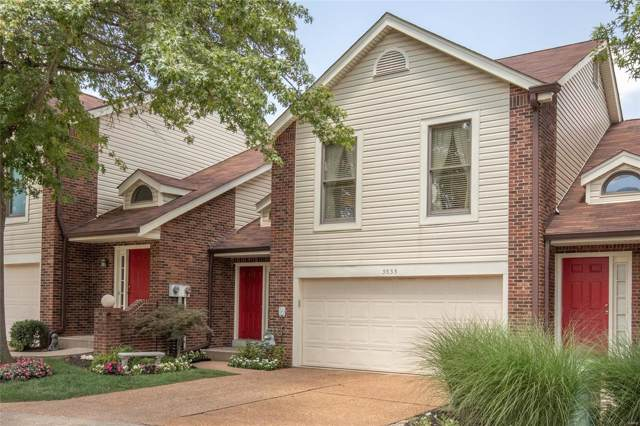 5533 Pierre Court, St Louis, MO 63128 (#19056962) :: The Becky O'Neill Power Home Selling Team