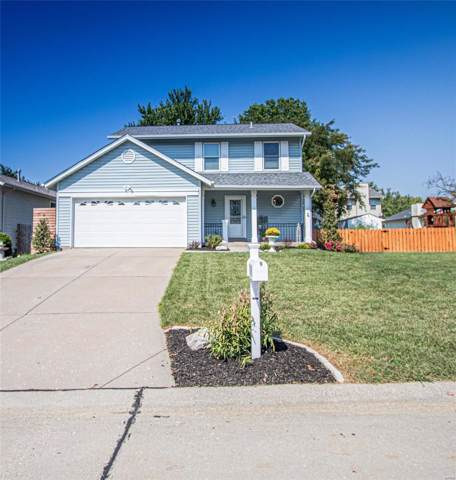 18 Shepherd Knoll, Saint Peters, MO 63376 (#19057329) :: RE/MAX Professional Realty